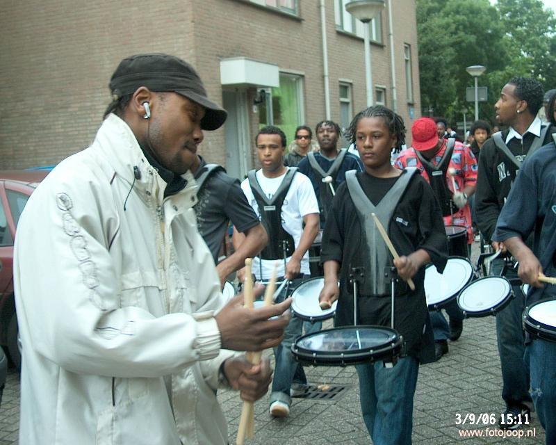 03-09-2006 brass band triple b opgetreden bij dwight memoreal day.